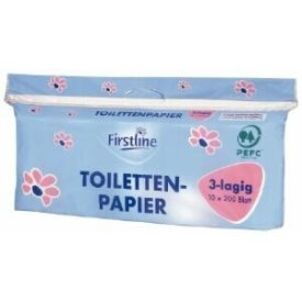 Firstline Toiletten Papier 3lagig
