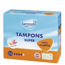 Larasoft Tampons Super