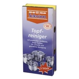 Selection Topfreiniger gelb/schwarz