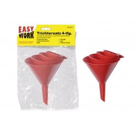 Easy Work EW Trichtersatz 4-tlg.