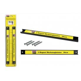 Easy Work EW Magnet Werkzeugleiste, 2 Stück a 30cm