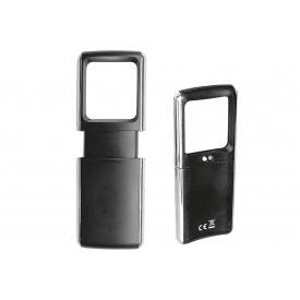 Easy Work EW LED-Glaslupe für die Handtasche (inkl. Batterie)
