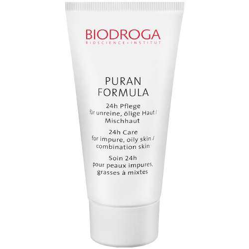 Biodroga&nbspPuran Formula 24-Stunden Pflege oelige/mischhaut