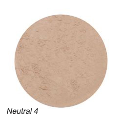 Provida Organics  Satin Matte Foundation Neutral 4