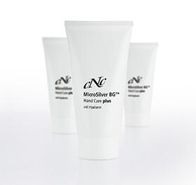 CNC Skincare MicroSilver BG™ Hand Care plus mit Hyaluron
