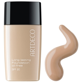 Artdeco&nbsp Long-lasting Foundation - oilfree, SPF20 50