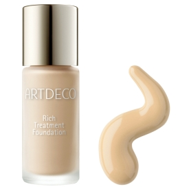 Artdeco Make up Rich Treatment Foundation 12