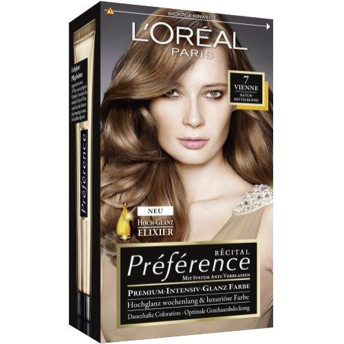 Bunte haarfarben loreal