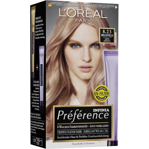 Loreal auswaschbare haarfarbe