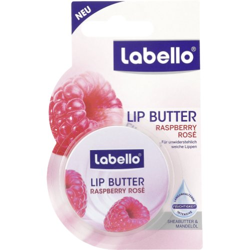 Labello Lip Butter Raspberry Rose