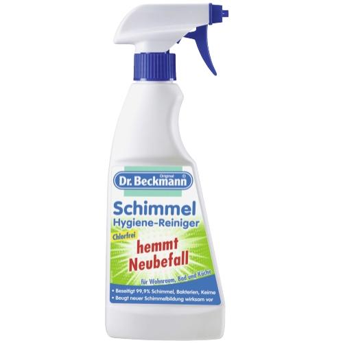 schimmelreiniger dr beckmann schimmel stopp hygiene reiniger 500ml. Black Bedroom Furniture Sets. Home Design Ideas