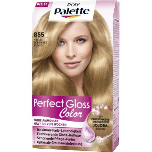 Blond braun haarfarben palette 50 Wunderschöne
