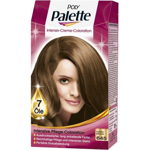 Braun haarfarben blond palette Natural hair