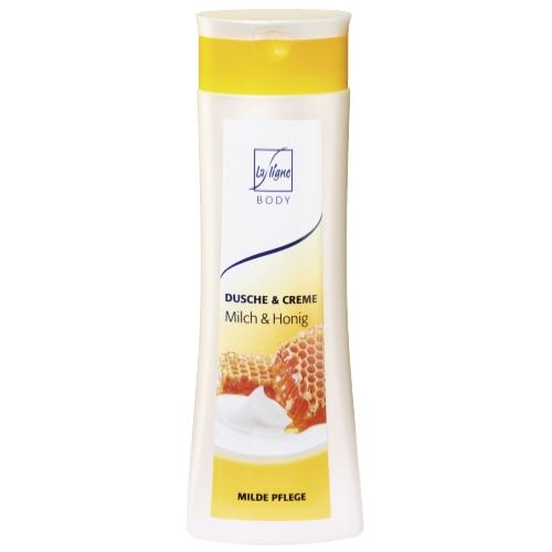 La Ligne Duschgel Milch honig