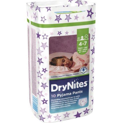 Huggies  DryNites Girl 4-7 Jahre