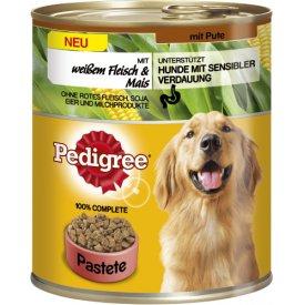 Pedigree Hundefutter Adult mit Pute & Mais
