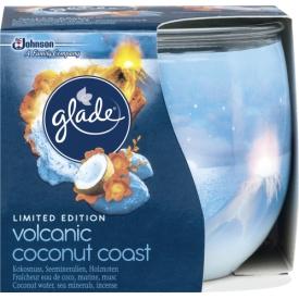 Glade Duftkerze Volcanic Coconut