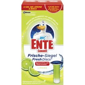 WC Ente WC-Reiniger Frische-Siegel Limone Nachfüllpack