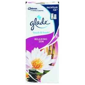Glade Touch & Fresh Minispray Nachfüller Relaxing Zen