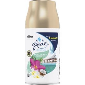 Glade Automatic Spray Lufterfrischer Exotic Tropical Blossoms Nachfüller