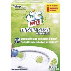 Null Null WC Ente Frische Siegel Nachfüller Limone