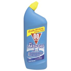 Null Null WC Aktiv Gel Cool Arctic 3 in 1