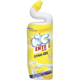 WC Ente WC Reiniger Citrus-Gel