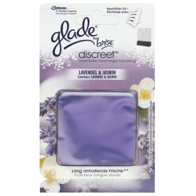 Glade by Brise Discreet Nachfüller Lavendel & Jasmin