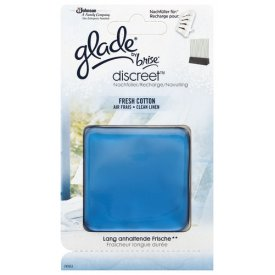 Glade by Brise Discreet Nachfüller Fresh Cotton