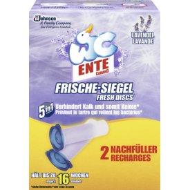 WC Ente WC Reiniger Frische-Siegel Nachfüller Lavendel & Jasmin