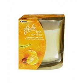 Brise Duftkerze Moments Mandarine im Glas