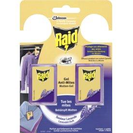 Raid Motten-Gel Lavendel