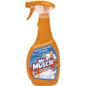 Mr. Muscle Bad Total Gegen Kalk, Seifenreste und Schmutz