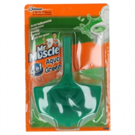 Mr. Muscle Wc Stein Aqua Green