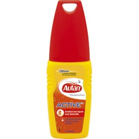 Autan Protection Plus Pump Spray Mückenschutz Spray