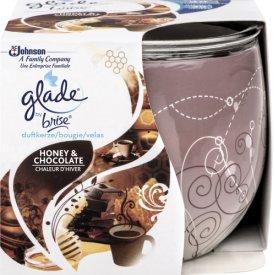 Glade Duftkerze Honey & Chocolate