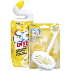 WC Ente Aktiv 3in1 Spüler Citrus Vorratspack