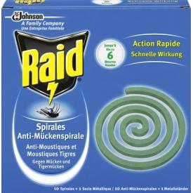Raid Anti-Mückenspirale