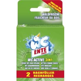 WC Ente WC Active 3in1 Wald Nachfüller