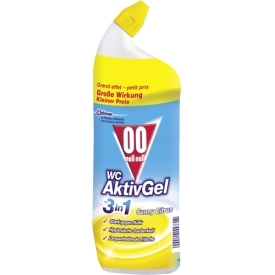 Null Null WC Aktivgel 3in1 Sunny Citrus
