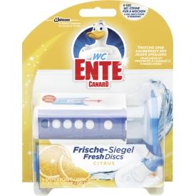 WC Ente Frische-Siegel Fresh Discs Citrus