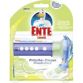 WC Ente Frische-Siegel Fresh Discs Limone