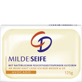 CD Milde Seife mit Avocado