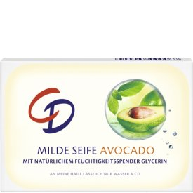 CD Milde Mini Avocado Seife