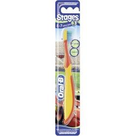 Oral-B Zahnbürste Stage 3: für Kinder von 5 - 7 J.