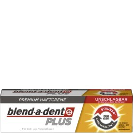 Blend-a-dent Super-Haftcreme Duo Kraft