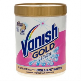 Vanish Oxi Action Gel Gold White