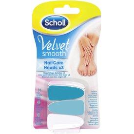 Scholl Elektrische Nagelpflege Nachfüller Pink