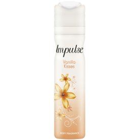 Impulse Deo Spray Vanilla Kisses