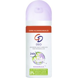CD Mini Deospray Wasserlilie
